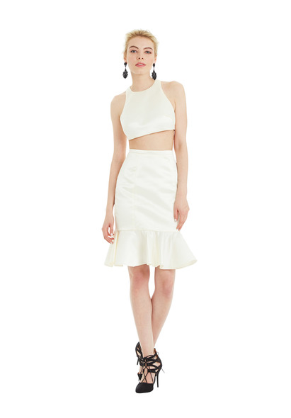 Fluted Two Piece